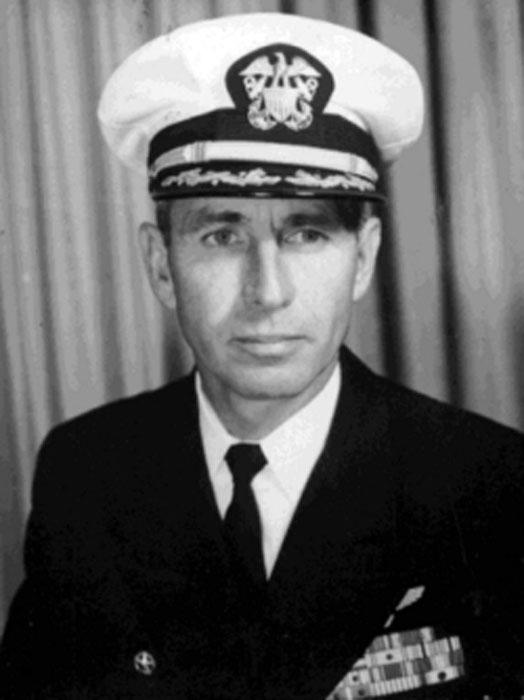 George Stephen Morrison - отец Джима.