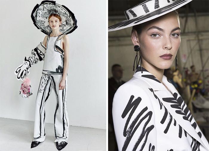 Эдда уверена, что дизайнеры Moschino  просто украли ее коллекцию.