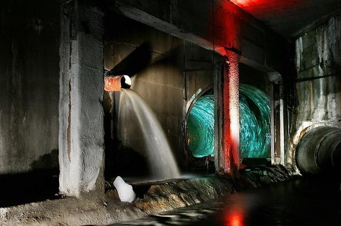Подземный мир под Москвой.
