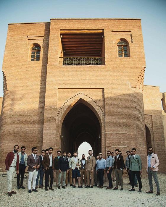 Летнее собрание Gents Gathering Erbil 2016. Instagram mr.erbil.