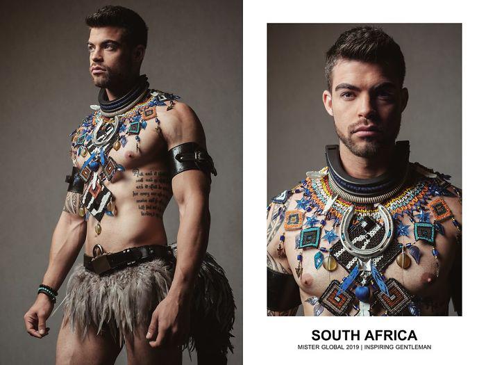 Южная Африканская Республика.