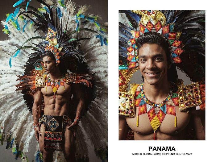 Панама.