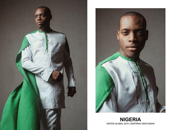 Нигерия.
