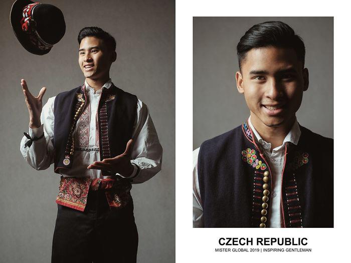 Чешская Республика.