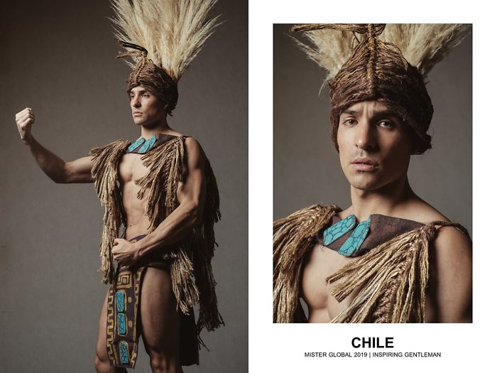 Чили.