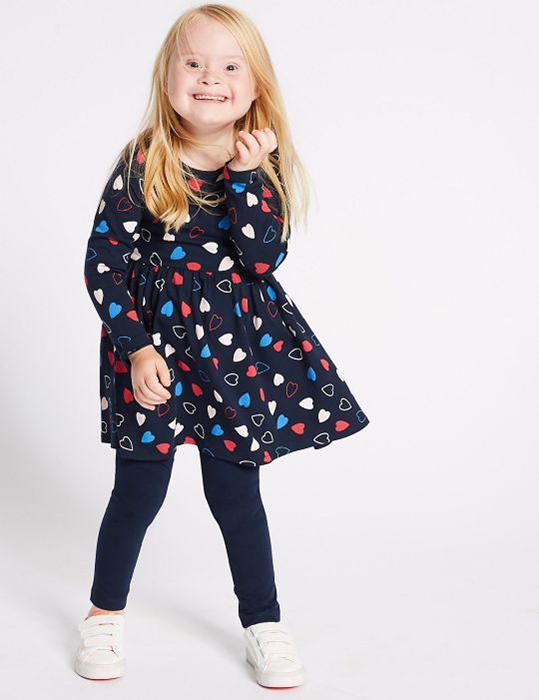 Новая линия одежды от Marks &Spencer.