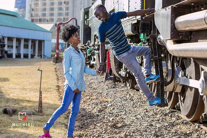 Парочка из Найроби. Фото: Muchiri Frames.
