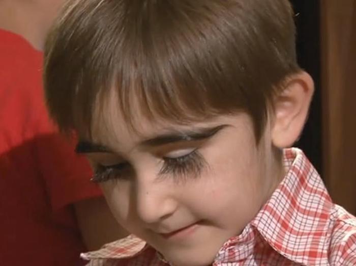 11-летний мальчик из Москвы.