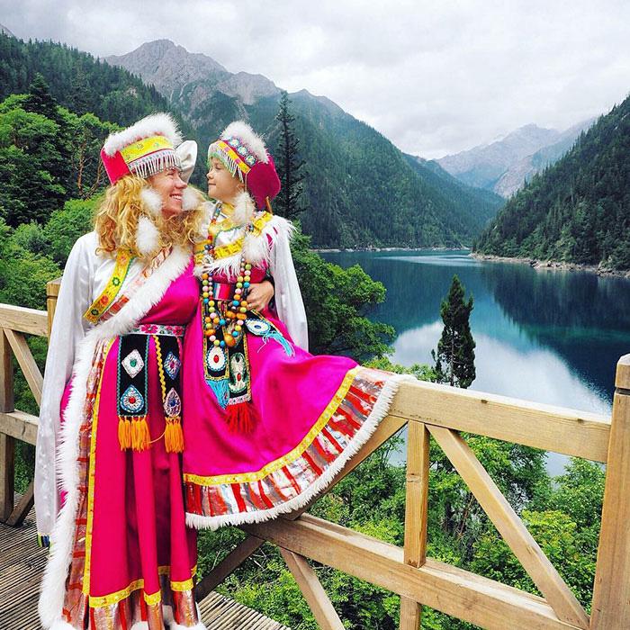 В национальном парке Китая. Instagram mumpacktravel.