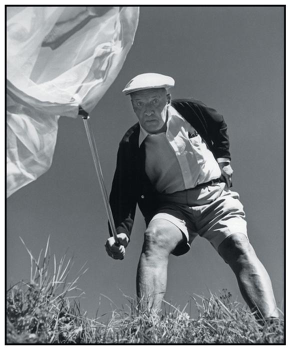 Владимир Набоков, Монтрё, Швейцария, 1966г.
