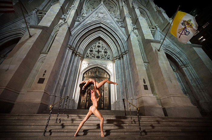 Ватикан. Фото: Jordan Matter.