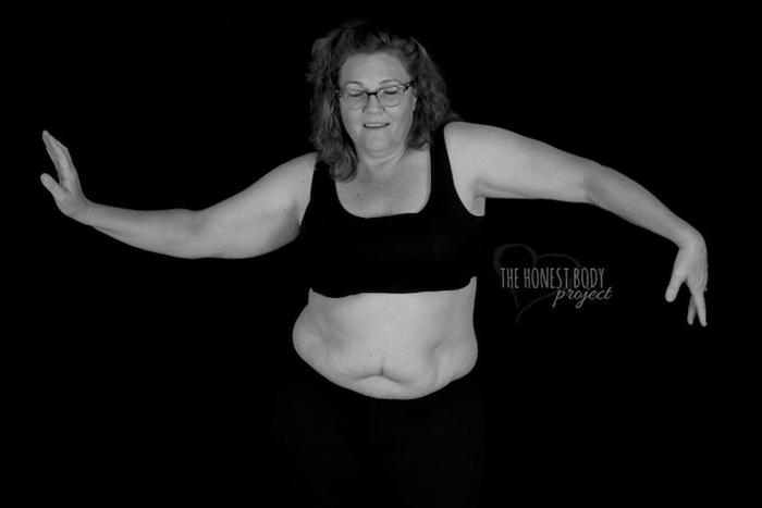 Проект *Честное тело* от Natalie McCain.