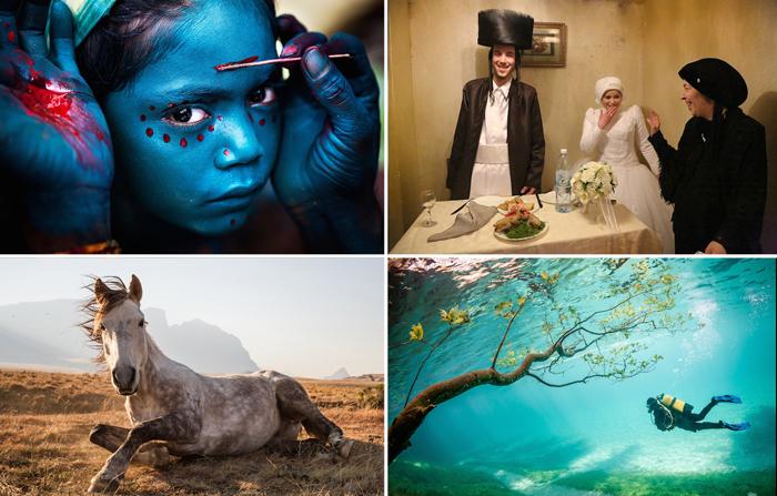 Победители фотоконкурса путешественников National Geographic.