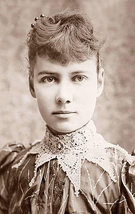 Элизабет Кокран.