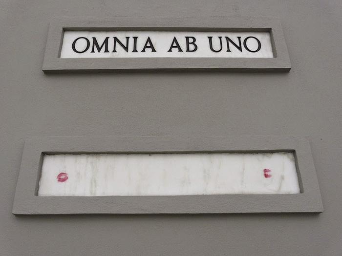 Omnia Ab Uno.