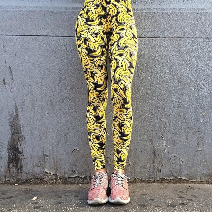 Бананы.  Фото: Stacey Baker.