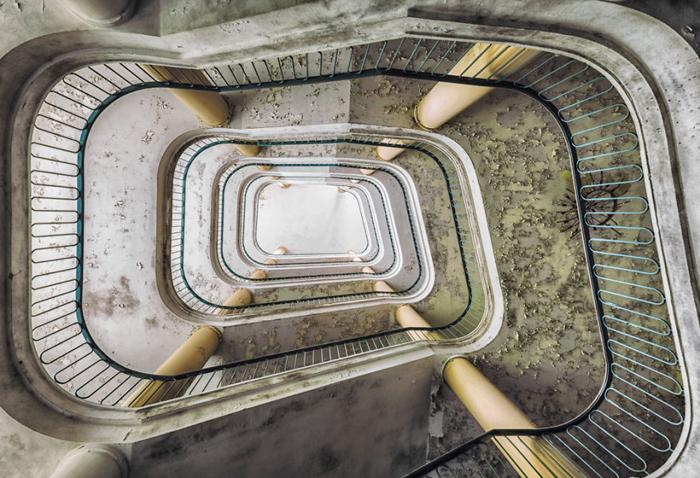 Лестницы Германии.