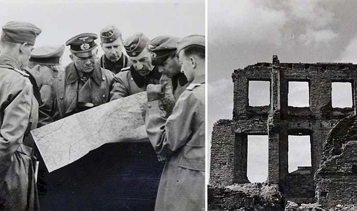 Военные фотографии, которые никогда раньше не публиковались.