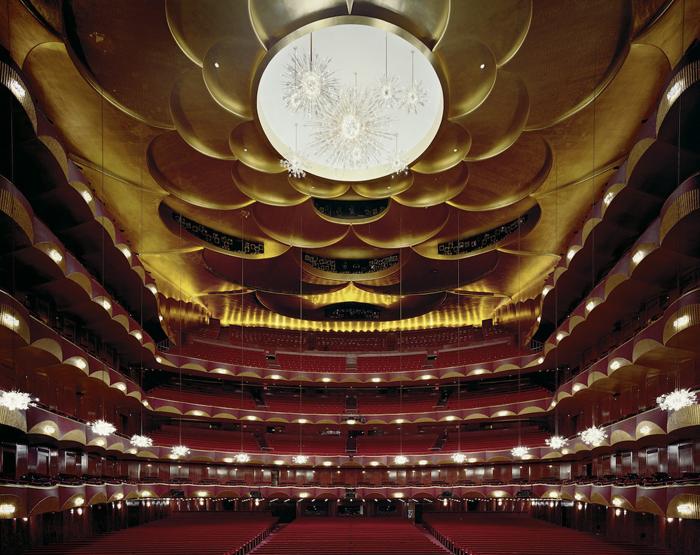 Опера Метрополитан, Нью-Йорк, США.