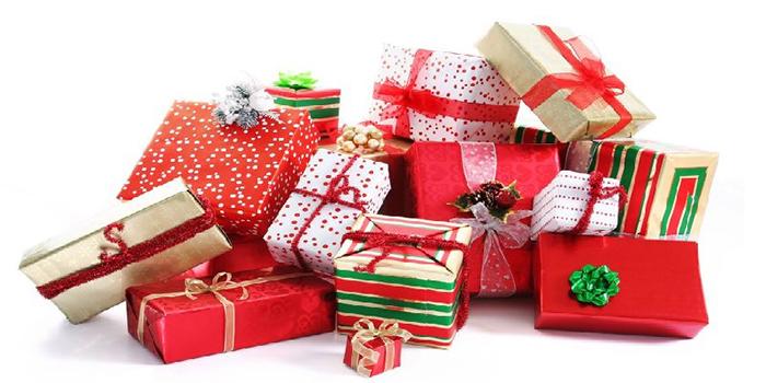 Никто не знает, что находится внутри коробок: может быть, что-то хорошее, а может быть, совершенно бесполезная вещь!