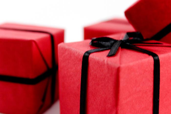 Время играть на подарки!
