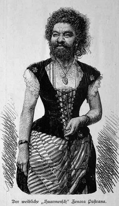 Вторая жена Теодора. Теодор выдавал ее за сестру Хулии.