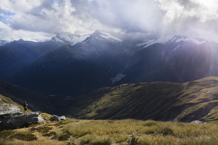 Национальный парк Маунт-Эспайринг, Новая Зеландия. Автор фото: William Patino.