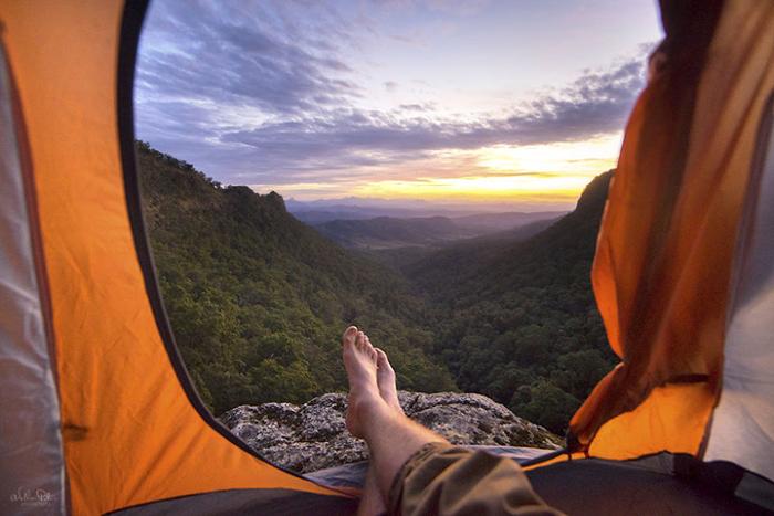 Золотой берег, Австралия. Автопортрет. Автор фото: William Patino.