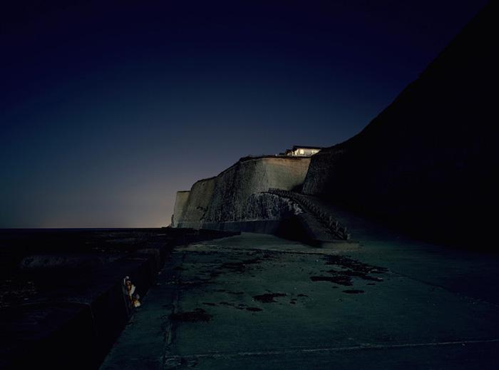 Ночные эксперименты с фотографией.