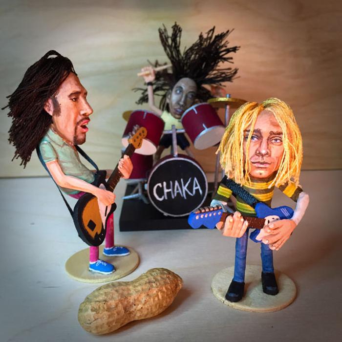 Nirvana. Автор: Steve Casino.