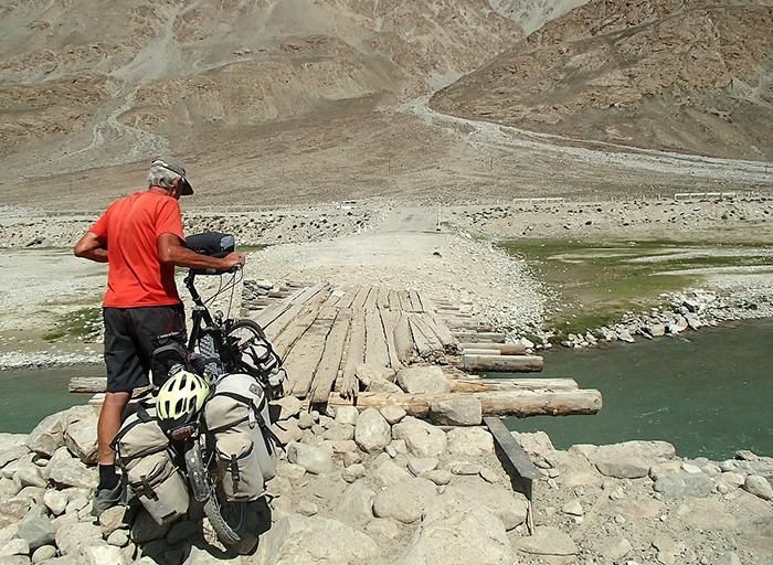В Таджикистане.