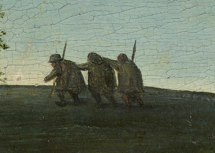 Секретный смысл картины Петера Брейгеля: более ста зашифрованных пословиц Pieter-bruegel-16