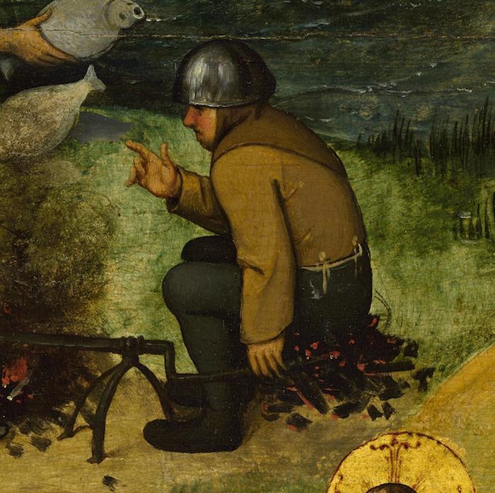 Секретный смысл картины Петера Брейгеля: более ста зашифрованных пословиц Pieter-bruegel-23