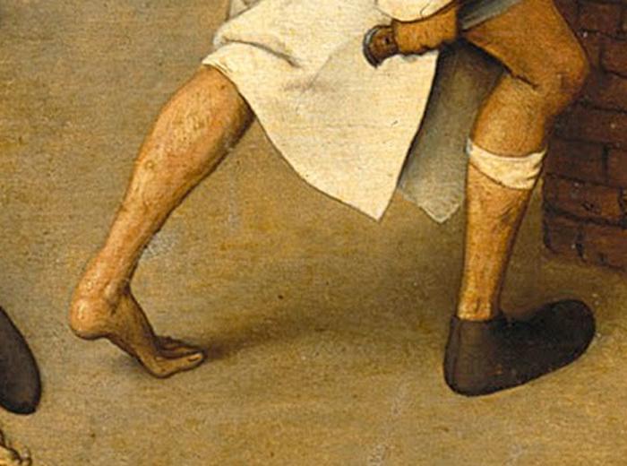 Секретный смысл картины Петера Брейгеля: более ста зашифрованных пословиц Pieter-bruegel-27