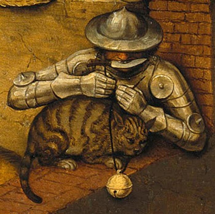 Секретный смысл картины Петера Брейгеля: более ста зашифрованных пословиц Pieter-bruegel-28