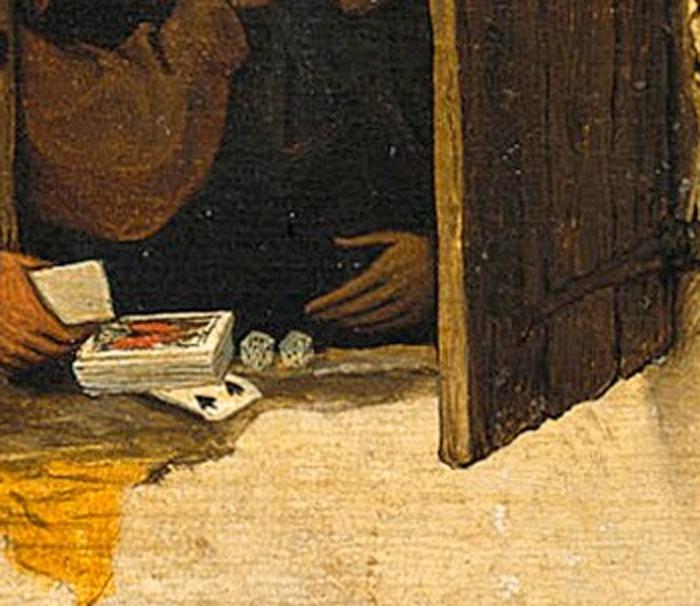 Секретный смысл картины Петера Брейгеля: более ста зашифрованных пословиц Pieter-bruegel-30