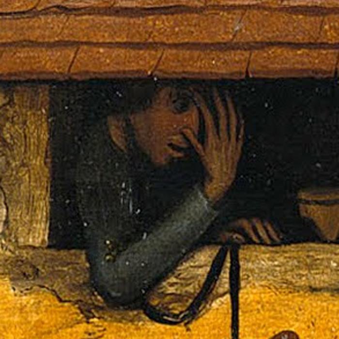 Секретный смысл картины Петера Брейгеля: более ста зашифрованных пословиц Pieter-bruegel-31