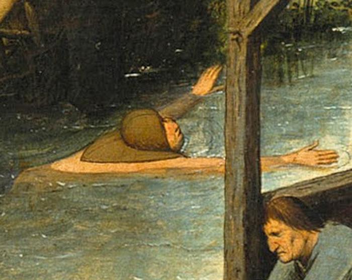 Секретный смысл картины Петера Брейгеля: более ста зашифрованных пословиц Pieter-bruegel-32