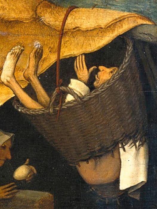 Секретный смысл картины Петера Брейгеля: более ста зашифрованных пословиц Pieter-bruegel-33