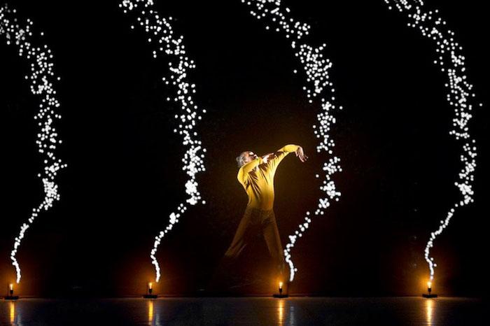 Танцевальное шоу  Pixel.