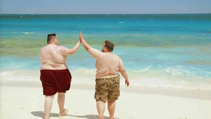 В этом отеле рады всем толстякам.