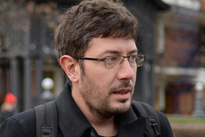 Артемий Лебедев, дизайнер.