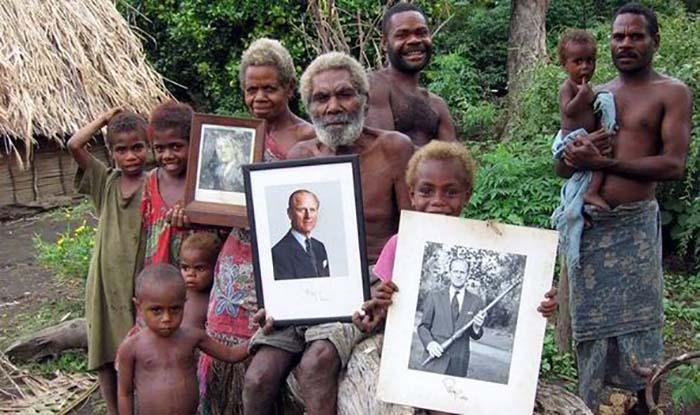 Культ принца Филиппа поддерживается почти всеми жителями острова.