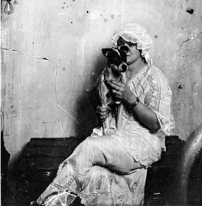 Фотографии из архива, обнаруженного Ли Фридландером.