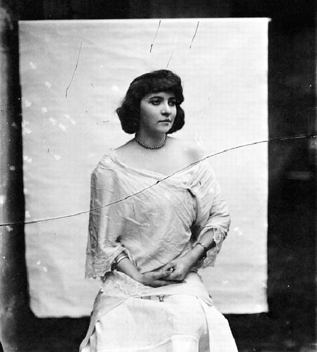 Фотографии из секретного архива John Ernest Joseph Bellocq.
