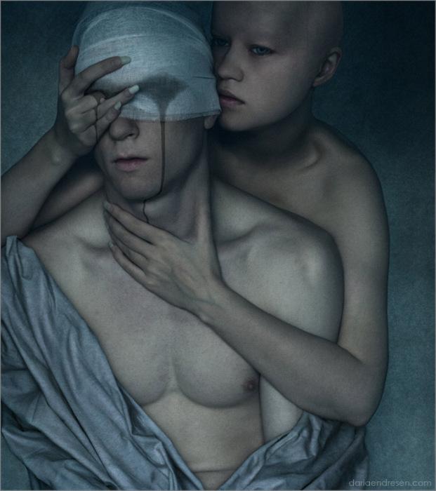 Защита II. Автор: Daria Endresen.