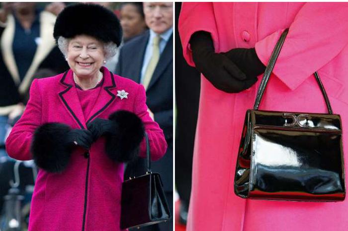 Марка, которой королева Великобритании пользуется чаще всего, - Launer.