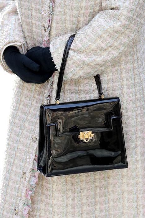 Знаменитая марта Launer, создающая сумочки для монархов.