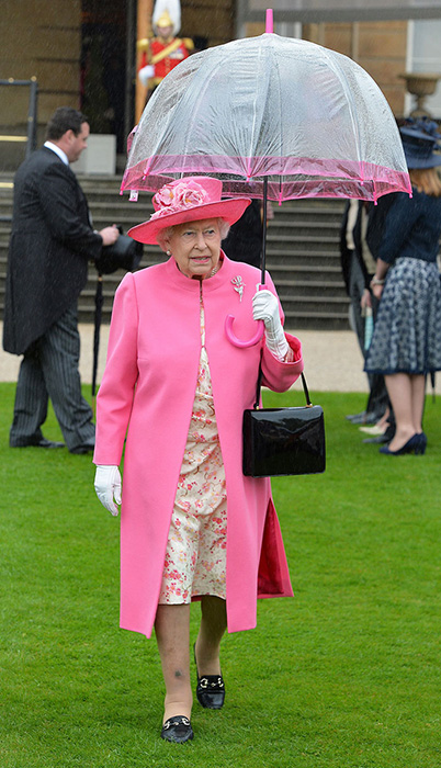 Королева в розовом.