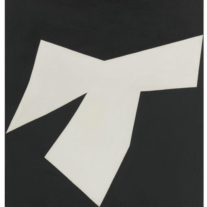 *Cowboy* Ellsworth Kelly.